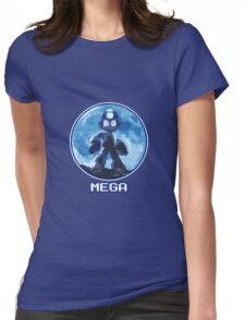 MEGA Womens Fitted T-Shirt