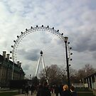 The Eye of London by Chericheru