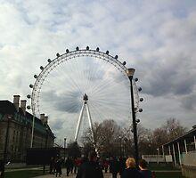 The Eye of London by Chericheru