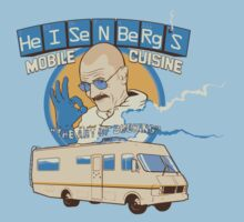 Heisenberg's - The Art of Cooking by kgullholmen
