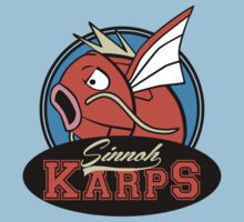 Go Karps!! by Larsonary