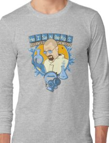 Heisenberg's Mobile Cuisine Long Sleeve T-Shirt