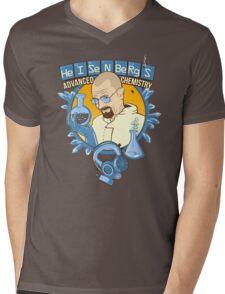 Heisenberg's Mobile Cuisine Mens V-Neck T-Shirt