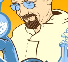 Heisenberg's Mobile Cuisine Sticker