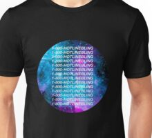 1800 hot line bling Unisex T-Shirt