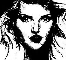 Debbie Harry: Graphic by AdagioArt