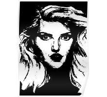 Debbie Harry: Graphic Poster