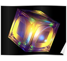 The Light Cube Poster