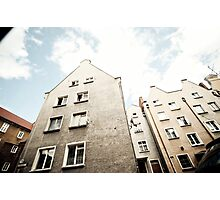 gdansk - from architectural ballet Photographic Print