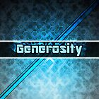 Generosity [Posters + Phone / iPad Case] by GameBeatX