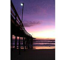Nags Head North Carolina Sunrise Photographic Print