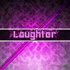 Laughter [Posters + Phone / iPad Case] by GameBeatX