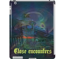 close encounters iPad Case/Skin