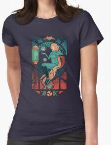 Aran Nouveau Womens Fitted T-Shirt