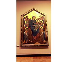 Jesus and the Apostles Photographic Print
