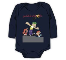 Phineas and Ferb One Piece - Long Sleeve