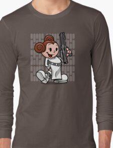Vintage Leia Long Sleeve T-Shirt