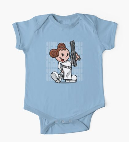 Vintage Leia Kids Clothes