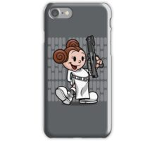 Vintage Leia iPhone Case/Skin