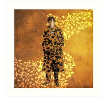 Honey 221B, BBC Sherlock Art Print