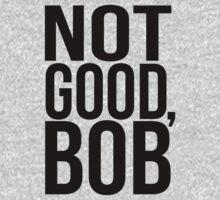 Not Good Bob - Mad Men Typography design by Hrern1313