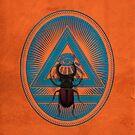 Illuminati-beetle 2 by RichardSmith