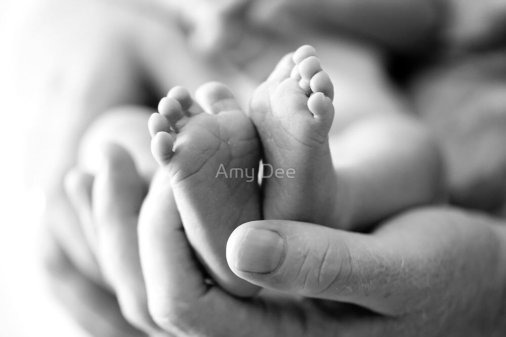 Precious Feet by Amy Dee