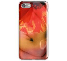 Flower Statue iPhone Case/Skin