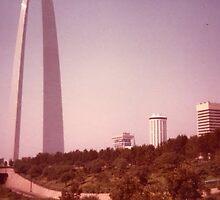 St. Louis Arch  by Dwaynep2010