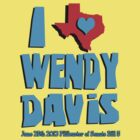 I Heart Wendy Davis by boobs4victory
