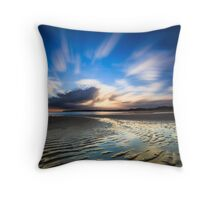 Cloud Blast Throw Pillow