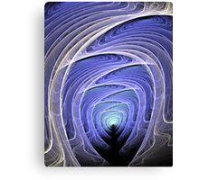 Masculine Energy Portal Canvas Print