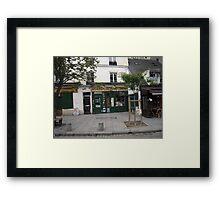 Shakespeare in France Framed Print
