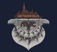 Metropolis - NYC by SirInkman