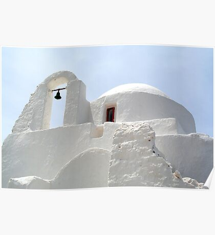 Greek Orthodox Church Poster