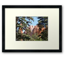 Giants' Playground Framed Print