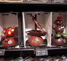 Crazy Chocolates by identit3a