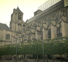 Cathedral de Bourges by identit3a