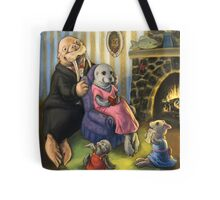 Seals and Walruses Tote Bag