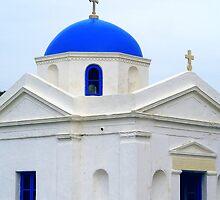 Greek Church by svchristian
