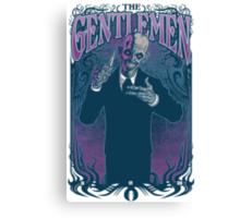 Gentlemen Canvas Print