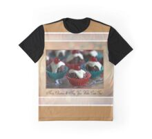 Merry Christmas & May Your Wishes Come True Graphic T-Shirt