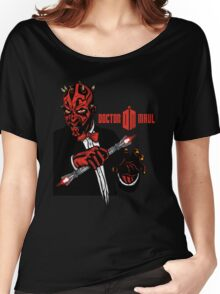 Doctor Maul Women's Relaxed Fit T-Shirt