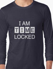 Time Locked Long Sleeve T-Shirt