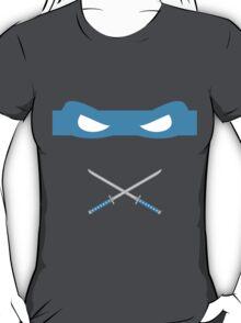 Blue Ninja Turtles Leonardo T-Shirt