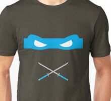 Blue Ninja Turtles Leonardo Unisex T-Shirt