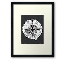 the root of all Framed Print