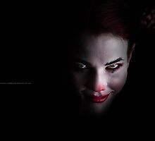 Dark Clown by Andreas Stridsberg