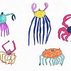 crabs by maybemary
