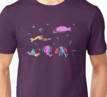 lobsters and shrimps Unisex T-Shirt